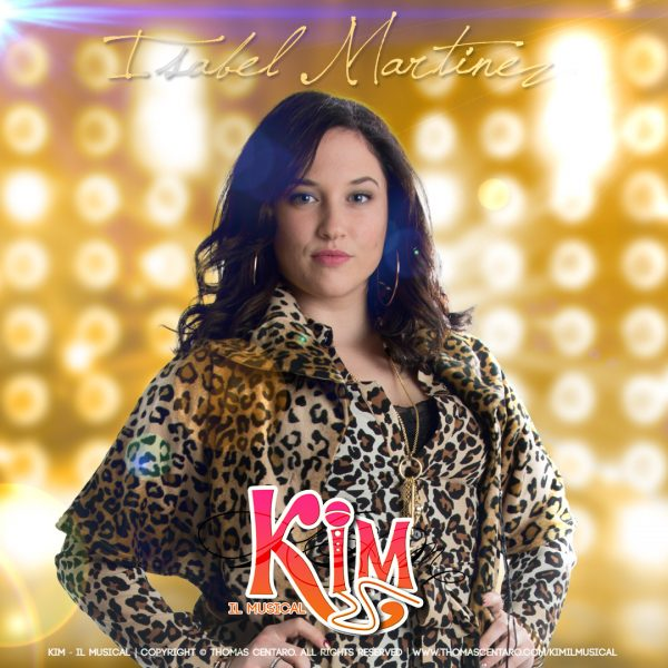 Kim-il-musical-character-poster-Isabel-Martinez