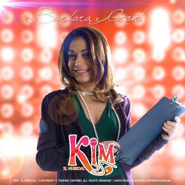 Kim-il-musical-character-poster-Barbara-Grant