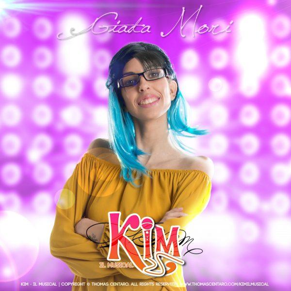 Kim-il-musical-character-poster-Giada-Mori