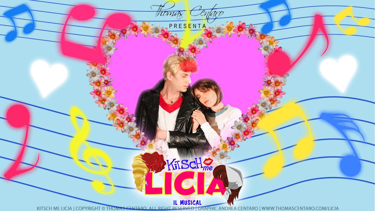 Kitsch-Me-Licia-Musical-Licia-e-Mirko