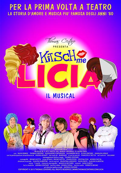 Kitsch Me Licia locandina