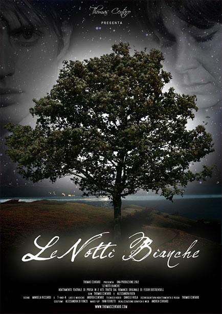 Le notti bianche locandina