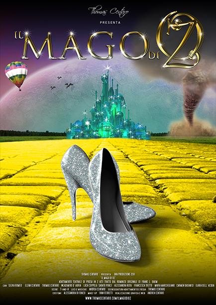 Il Mago di Oz locandina