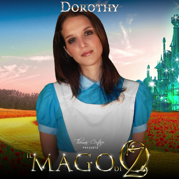 Il-Mago-Di-Oz-Character-Poster-Dorothy