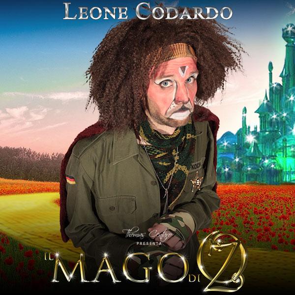 Il-Mago-Di-Oz-Character-Poster-Leone-Codardo