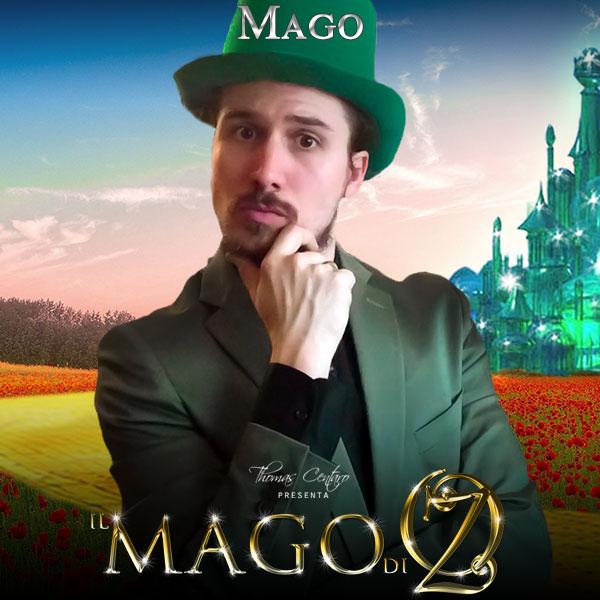 Il-Mago-Di-Oz-Character-Poster-Mago