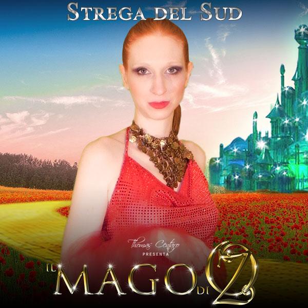 Il-Mago-Di-Oz-Character-Poster-Strega-Del-Sud-Glinda
