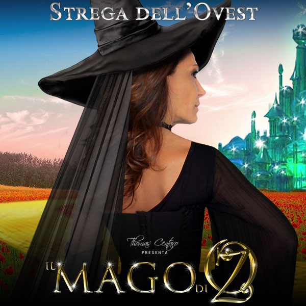 Il-Mago-Di-Oz-Character-Poster-Strega-Dell-Ovest