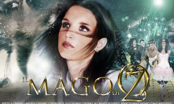 Il-Mago-Di-Oz-di-Thomas-Centaro-Artwork